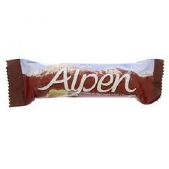 Alpen Bars: Fruit & Nut & Choc