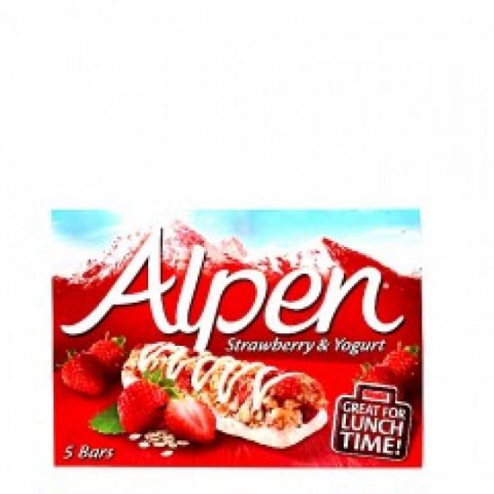 Alpen Bars Strawberry & Yoghurt
