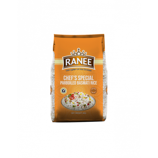 Ranee Chef's Special Parboiled Rice 5Kg