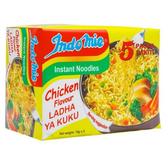 Indomie Noodles 5 Packs Pakiti