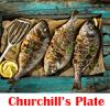 Churchill's Plate