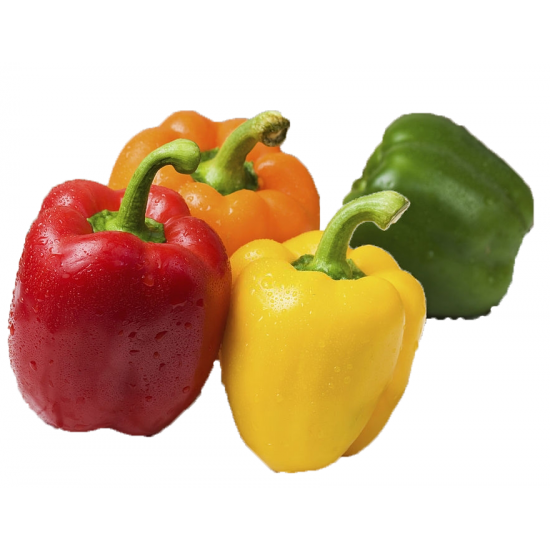Capsicum Coloured 1Kg