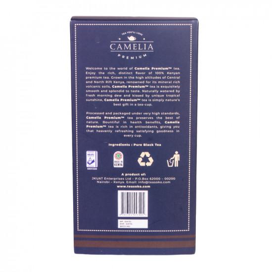 Camelia Black tea