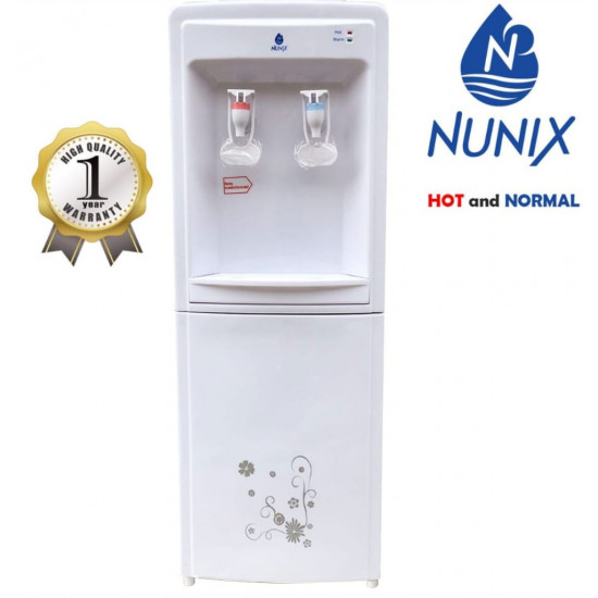 Nunix Free Standing Hot and Normal Water Dispenser