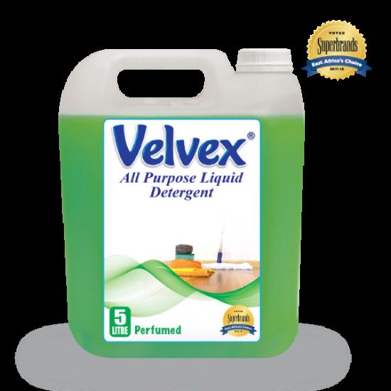 Velvex Multi Purpose Liquid Detergent - 5 Litres