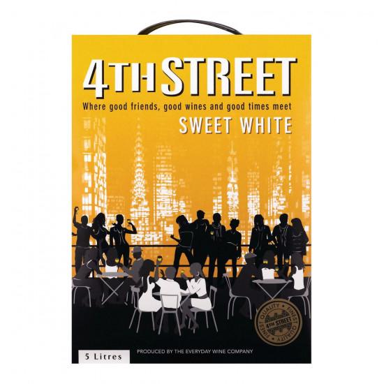 4th Street's Sweet White 5Ltr