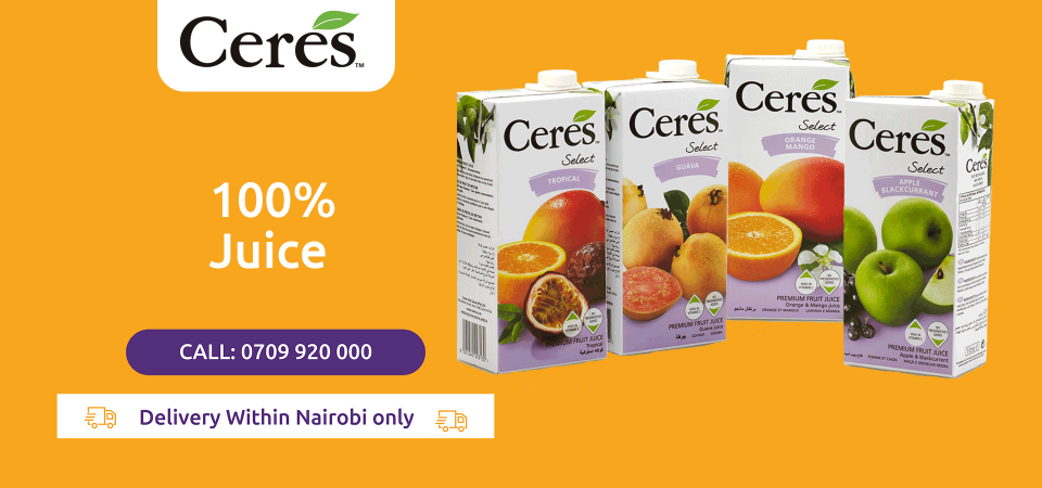 Enjoy your Ceres Juice now on Jambopay Market